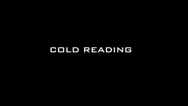 4 Powerful Cold Reading Techniques